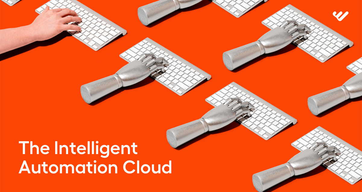 The Intelligent Automation Cloud | WorkFusion