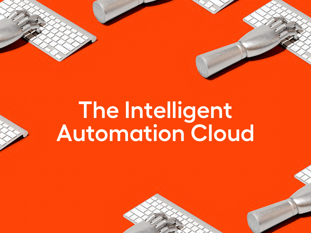 WorkFusion and Intelligent Automation Cloud