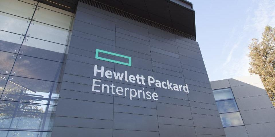 Forbes about HPE