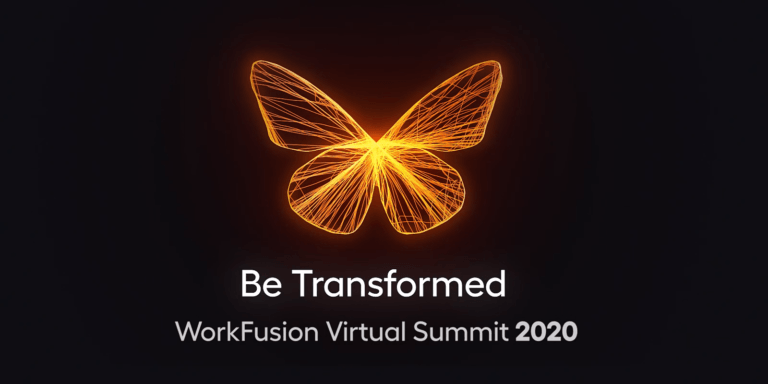 WorkFusion Virtual Summit on Hyper Automation