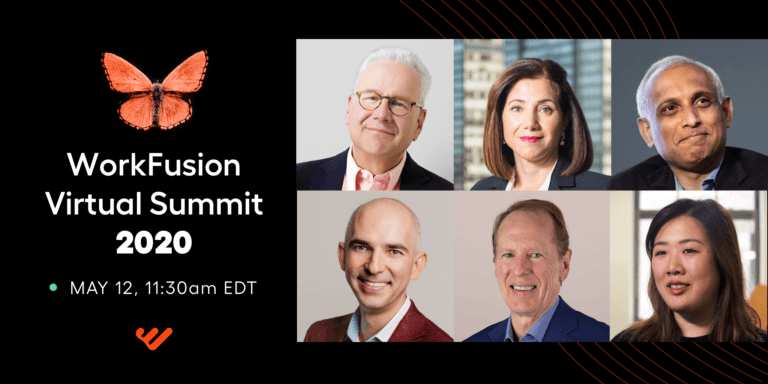 WorkFusion Virtual Summit 2020
