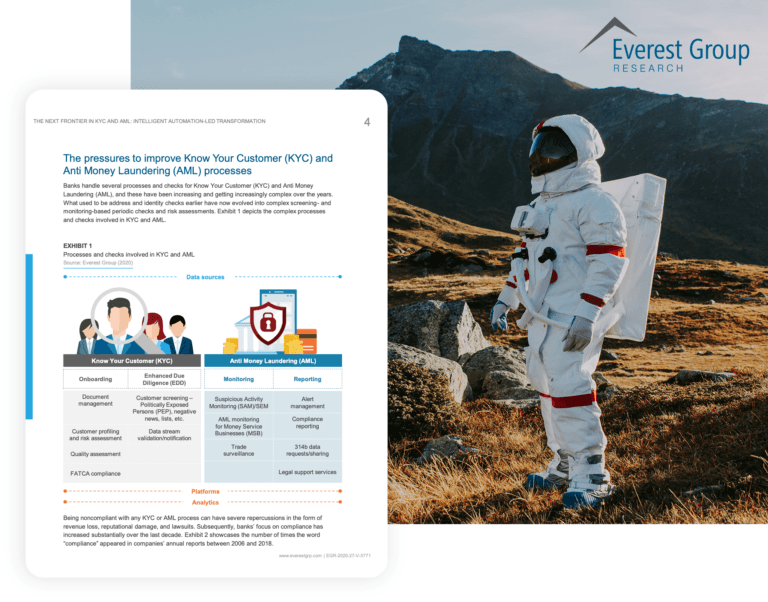 kyc and aml automation everest
