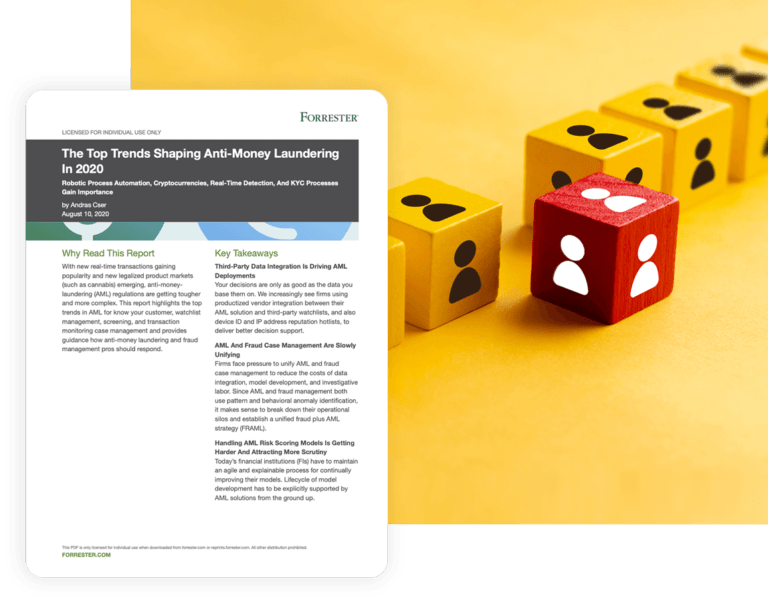 forrester aml report 2020