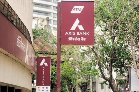 axis bank in the news